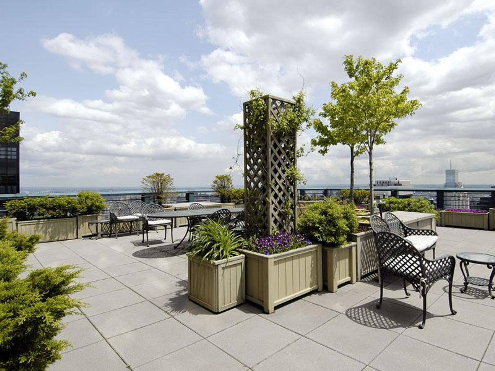 City Spire's Terraced Wonder , New York NY Condominium - New York City Real Estate