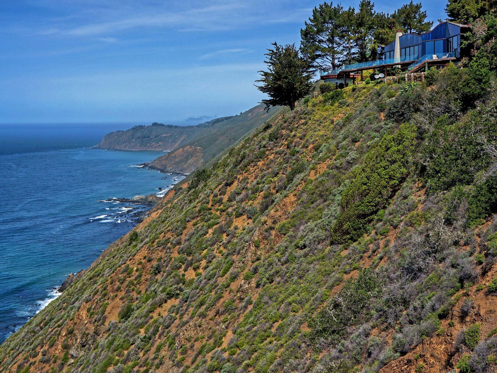 48720 Highway One, Big Sur CA Single Family Home - Monterey Real Estate