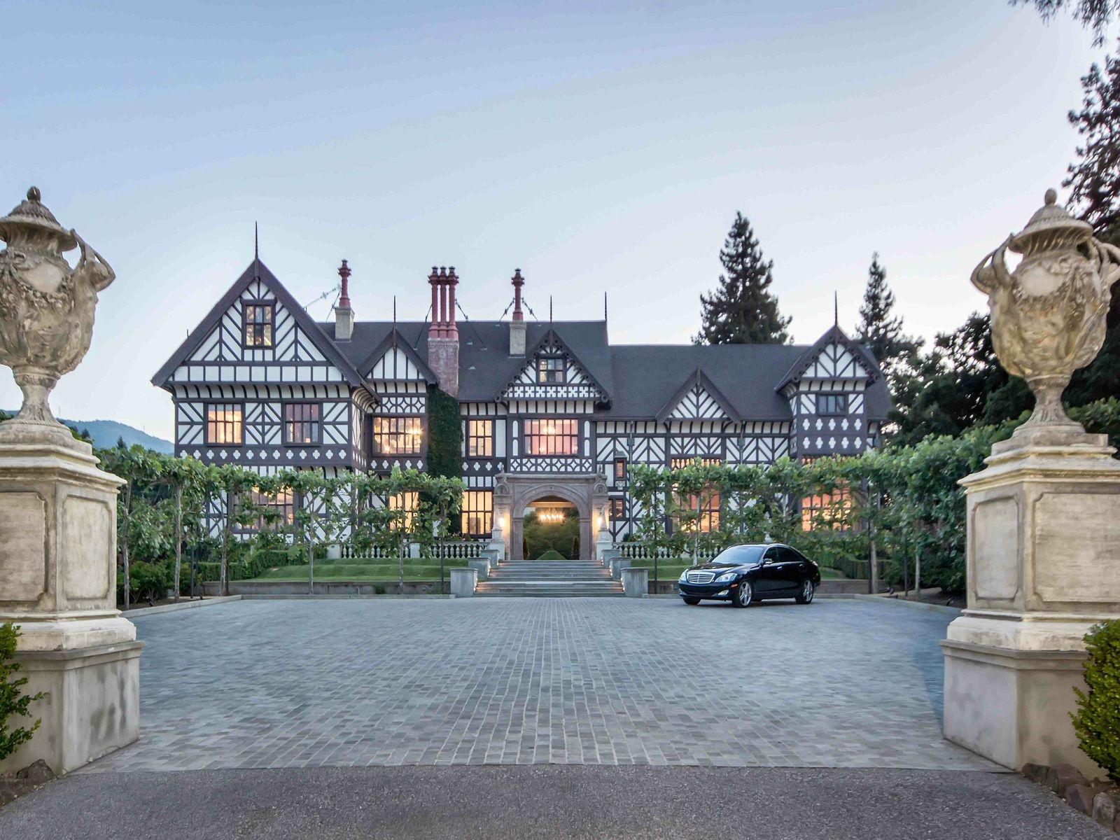 The Morgan Estate, Los Altos Hills