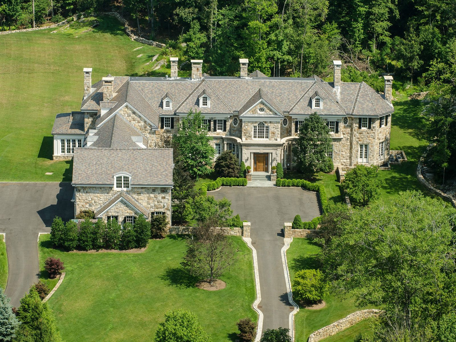 Magnificent Backcountry Estate, Greenwich CT Single Family Home - Greenwich Real Estate