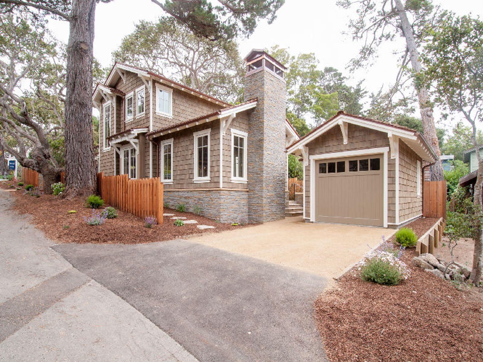New Carmel Cottage Charm