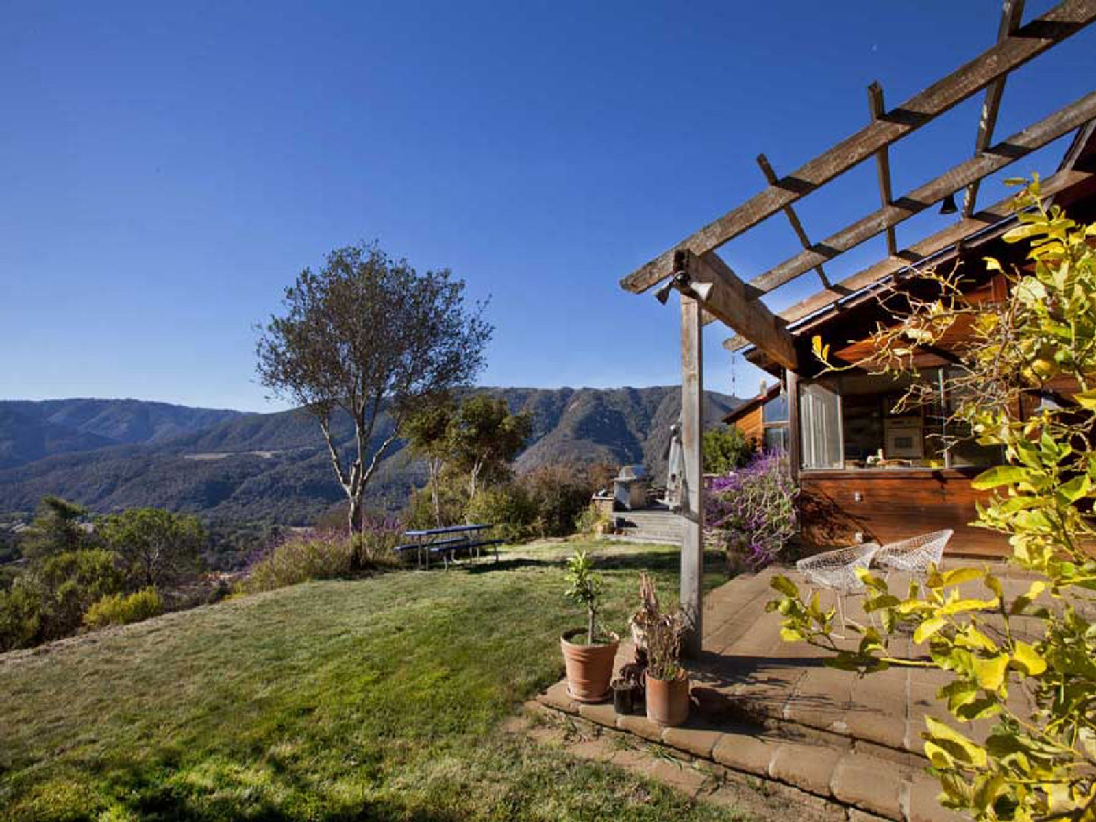 Carmel Valley Private Home with Views, Carmel Valley CA Single Family Home - Monterey Real Estate