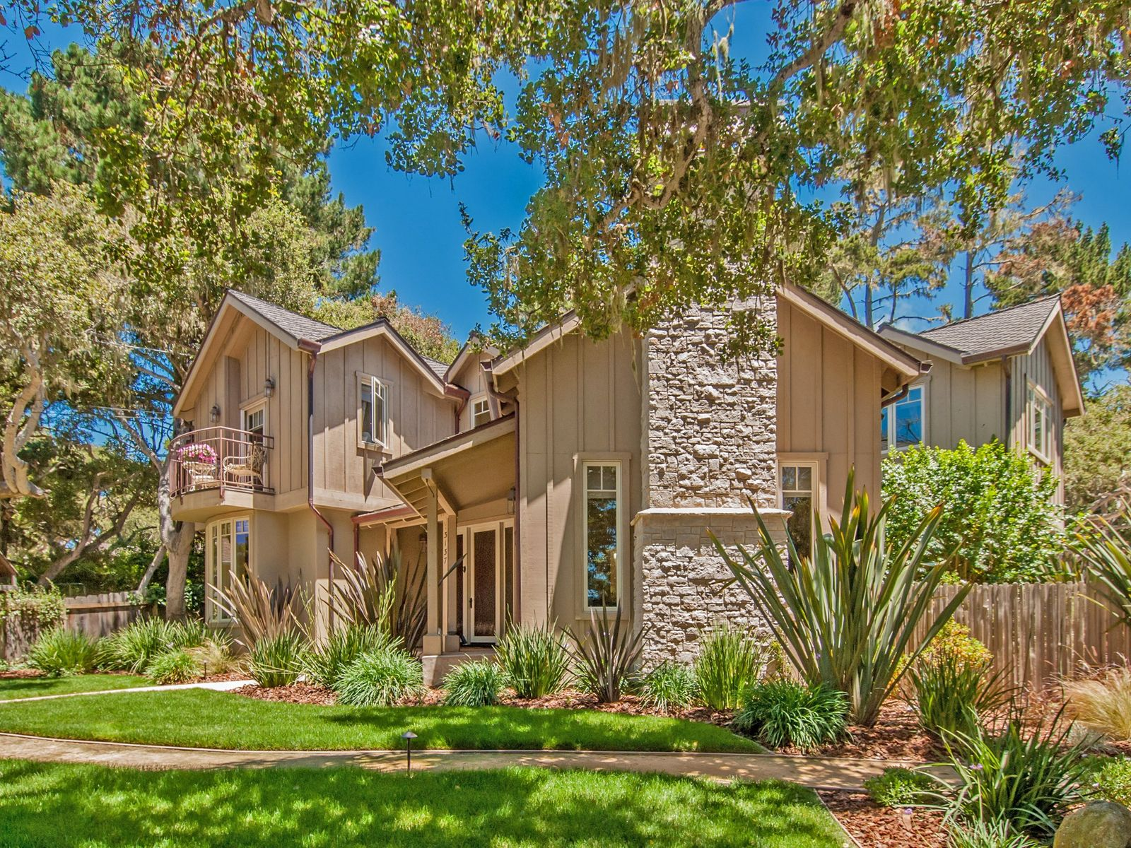 Pebble Beach Paradise, Pebble Beach CA Single Family Home - Monterey Real Estate