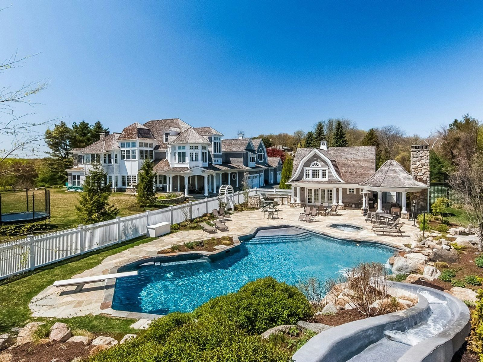 Life Could be a Dream, Wilton CT Single Family Home - Greenwich Real Estate