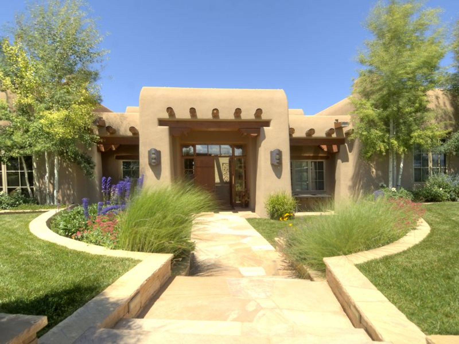 21 Ridgetop Circle, Santa Fe NM Single Family Home - Santa Fe Real Estate