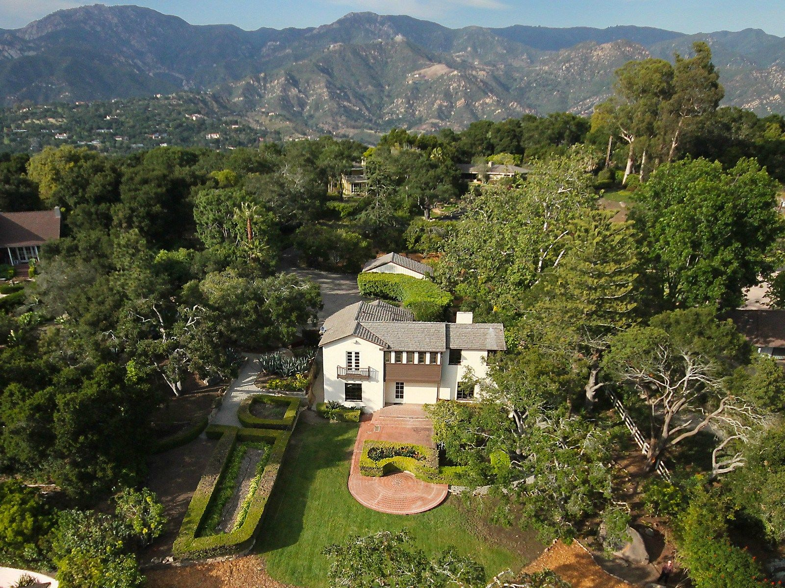 Riviera Country Villa                   , Santa Barbara CA Single Family Home - Santa Barbara Real Estate