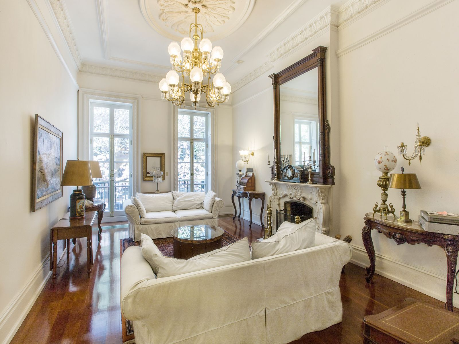 John Jacob Astor Mansion – 21 West 10 St, New York NY Townhouse - New York City Real Estate