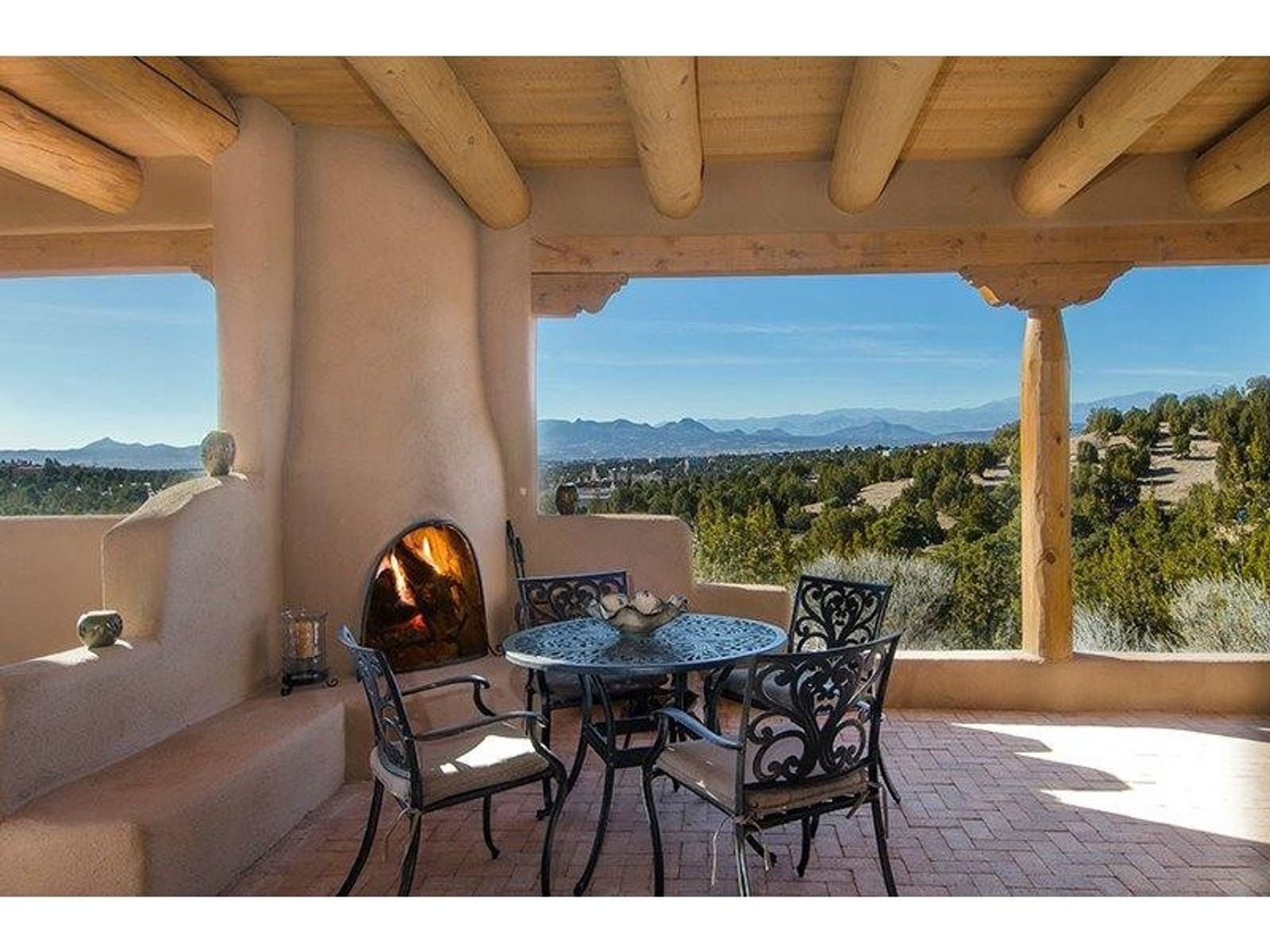 16B Camino Calabasas, Santa Fe NM Single Family Home - Santa Fe Real Estate