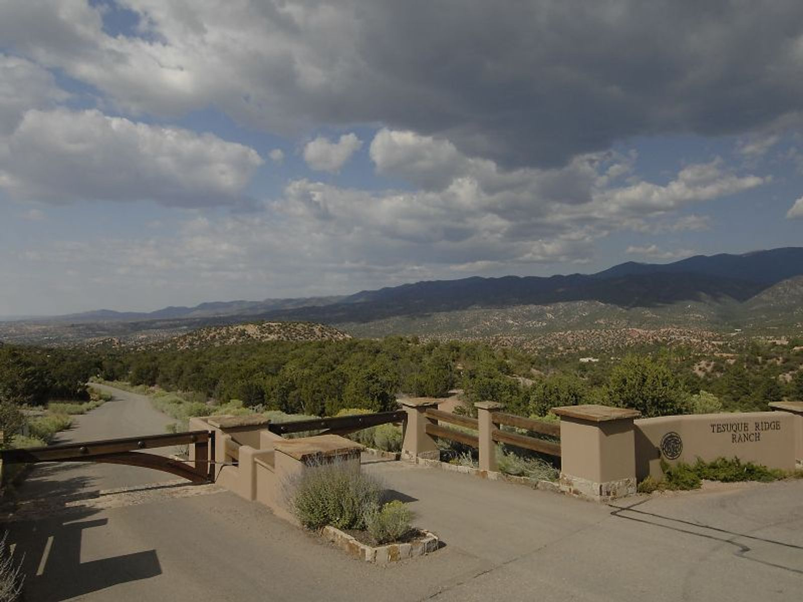 Lot 2 Tesuque Ridge Ranch, Santa Fe NM Acreage / Lots - Santa Fe Real Estate