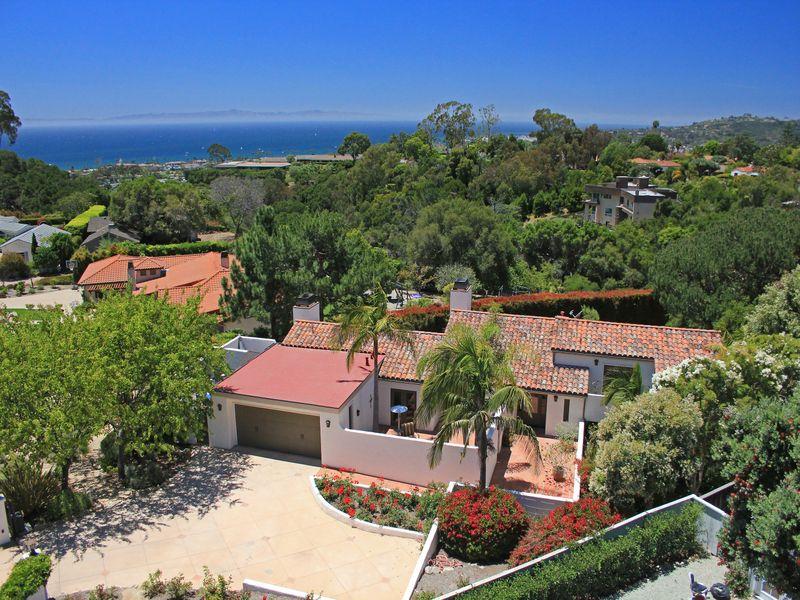 Ocean View Mediterranean-style