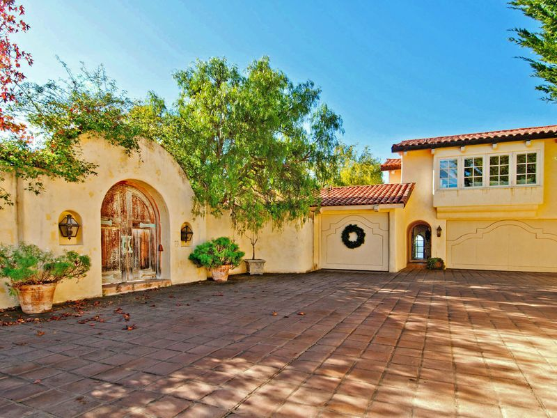 Charming Spanish Style View Home