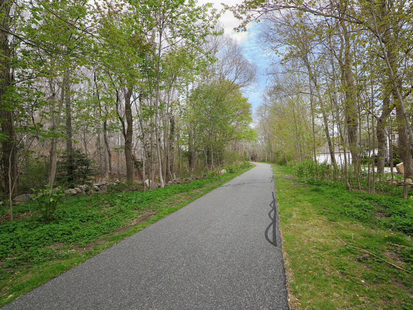 Village Darling Abutting Bike Path