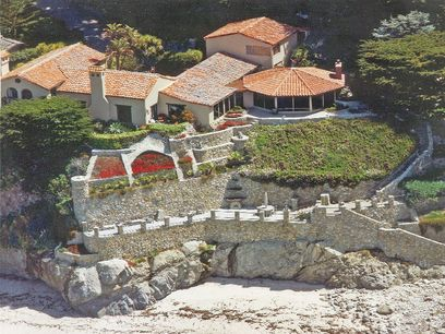 Casa del Puente, Carmel CA Single Family Home - Monterey Real Estate