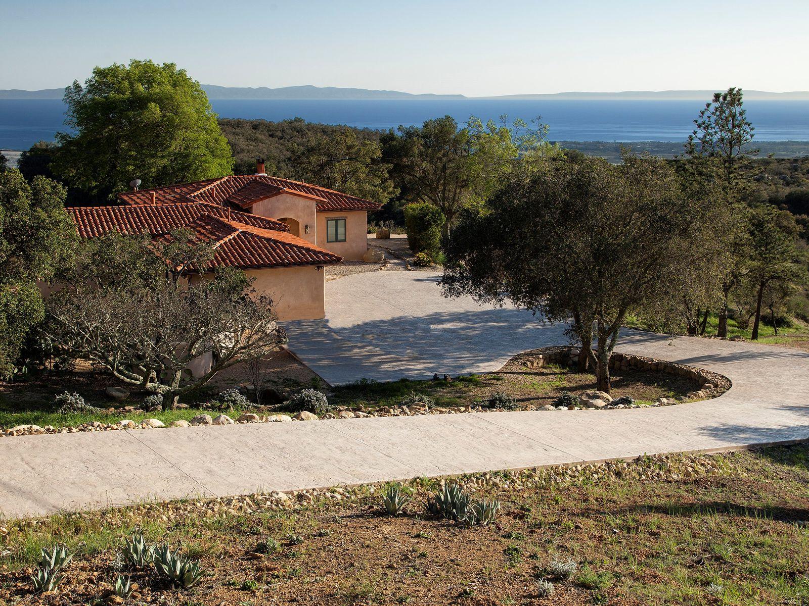 Breathtaking Hilltop Hacienda