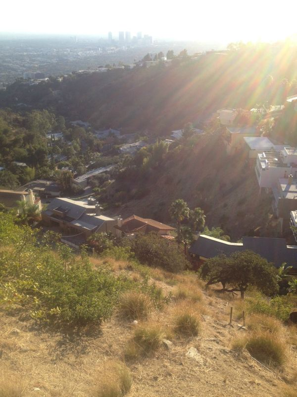 Vacant Lot to Build Hillside Home