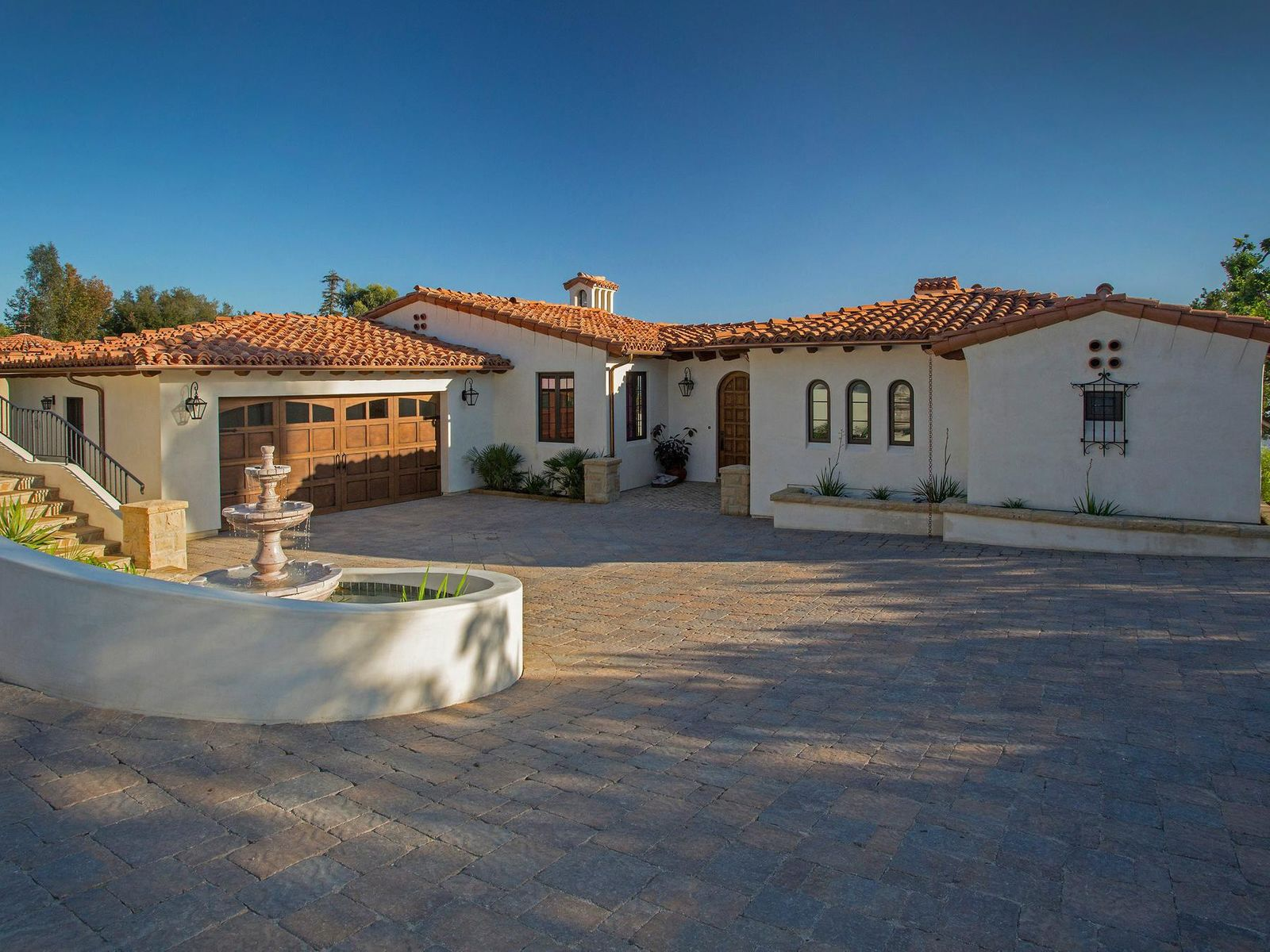 Brand New Riviera Spanish Home, Santa Barbara CA Single Family Home - Santa Barbara Real Estate
