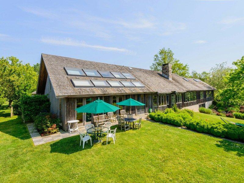 Architect's Hampton Home Water Mill