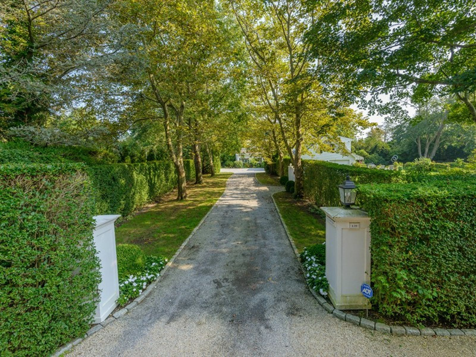On South Main with Pool  & Tennis, Southampton NY Single Family Home - Hamptons Real Estate