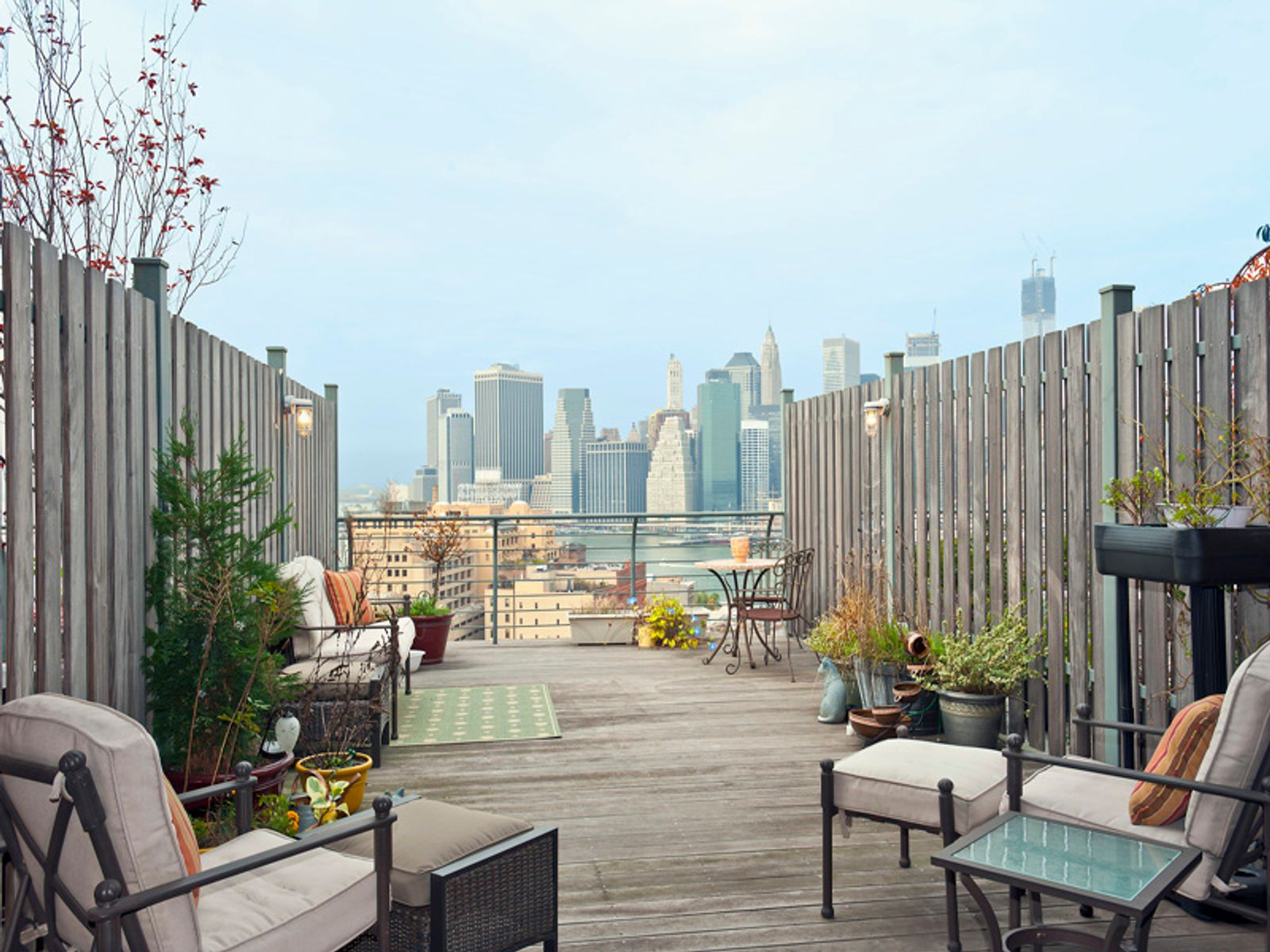 Stunning Brooklyn Bridge Views