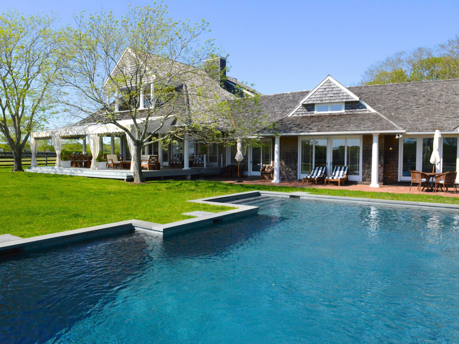 Edge of Wodds Farm - Water Mill, Water Mill NY Single Family Home - Hamptons Real Estate