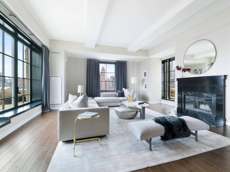 Condominium for Sale at Stella Tower, 425 West 50th Street Ph-D 425 West 50th Street New York, New York 10019 United States