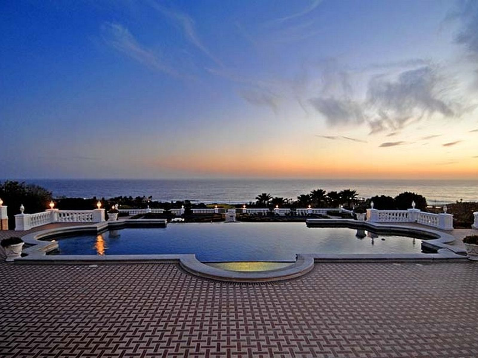 The Ultimate Estate in Malibu California