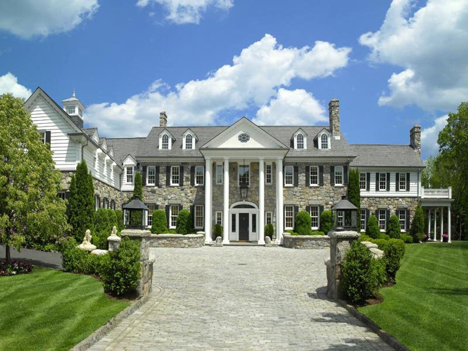 Stone Hill - Tommy Hilfiger's Estate, Greenwich CT Single Family Home - Greenwich Real Estate