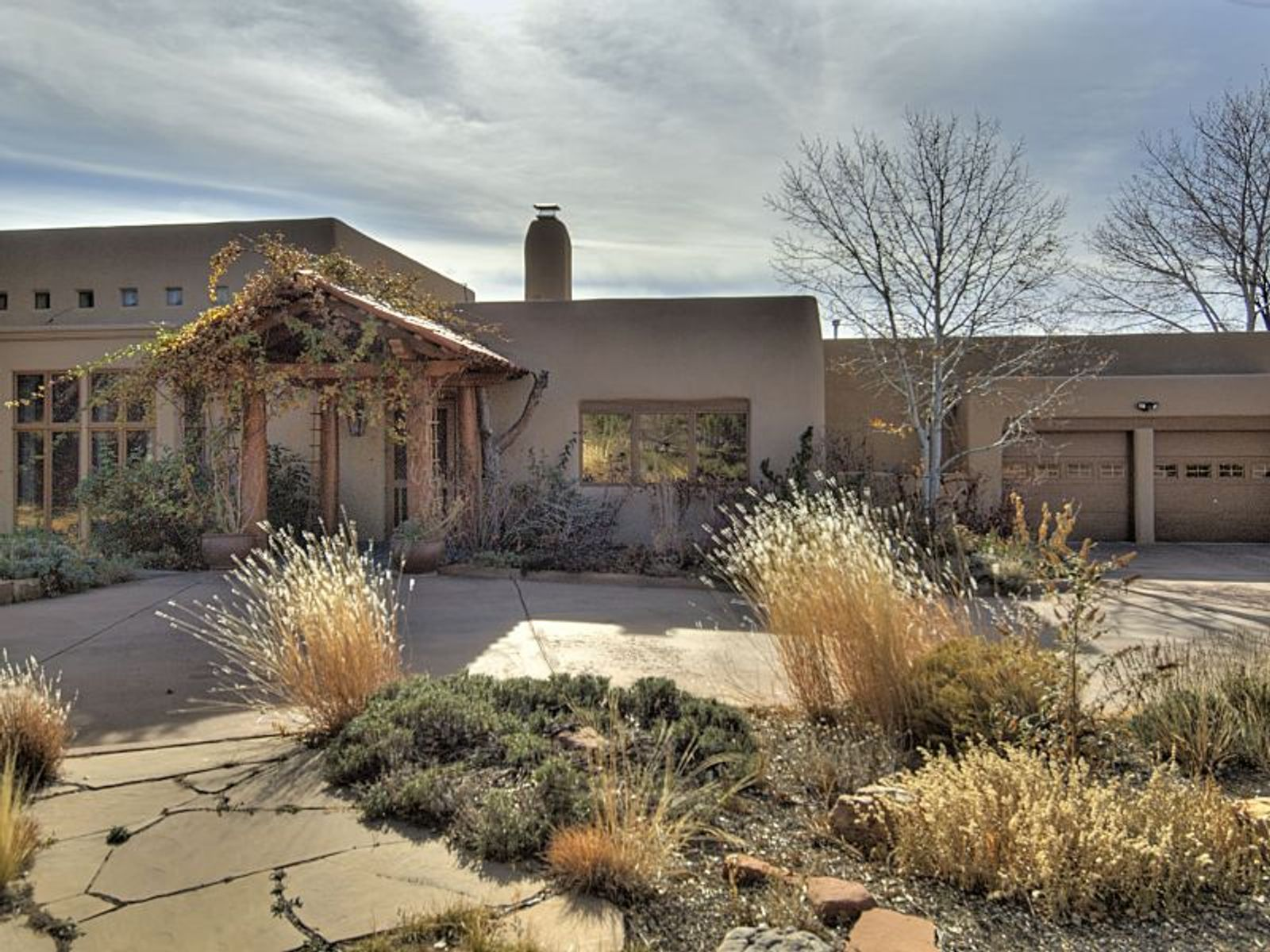 960 Old Santa Fe Trail, Santa Fe NM Single Family Home - Santa Fe Real Estate