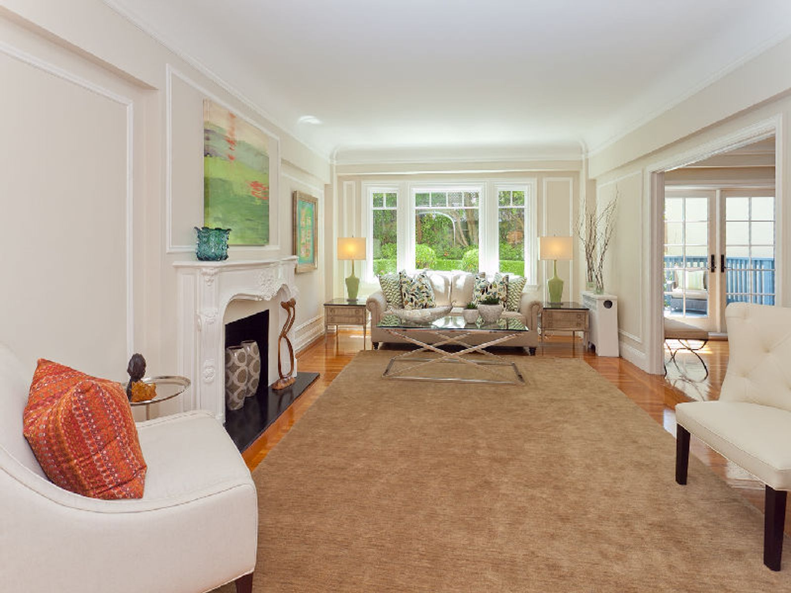 Park Avenue Style Condominium