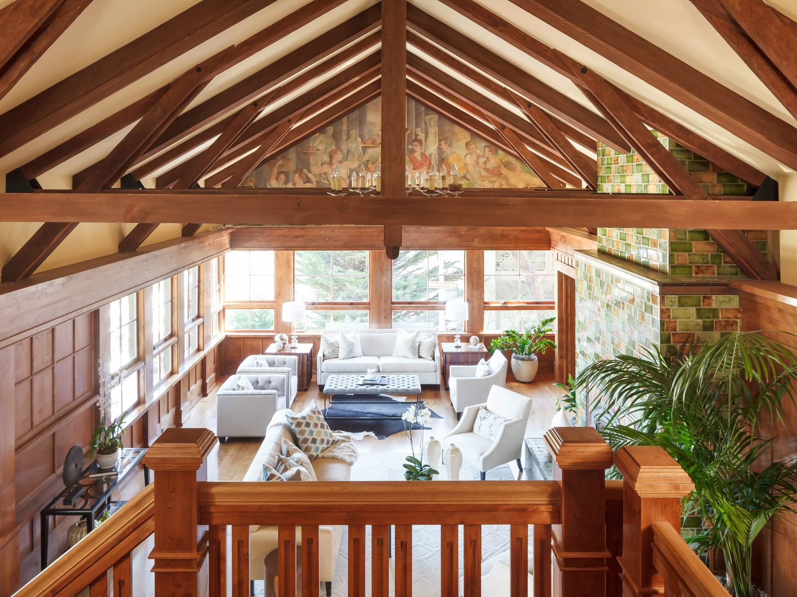 Unique Arts & Crafts Style Home