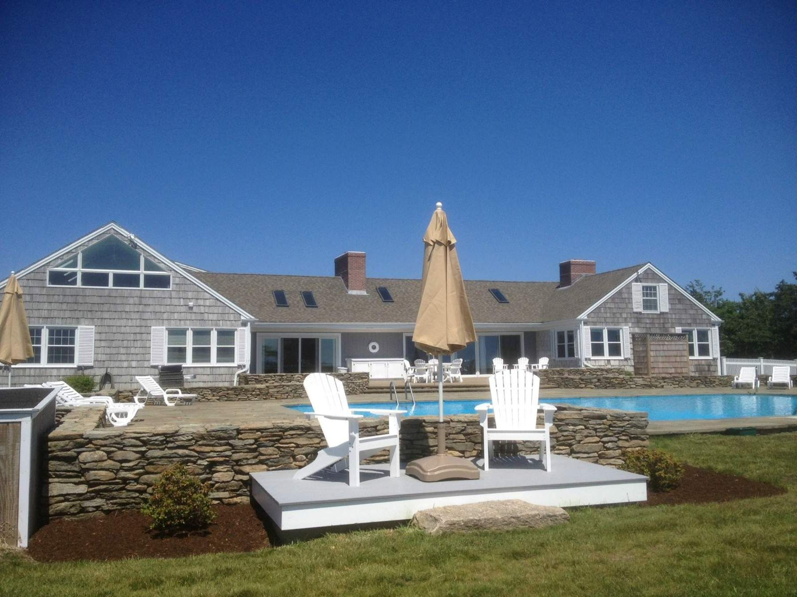 Lewis Bay Beach Front, West Yarmouth MA Single Family Home - Cape Cod Real Estate