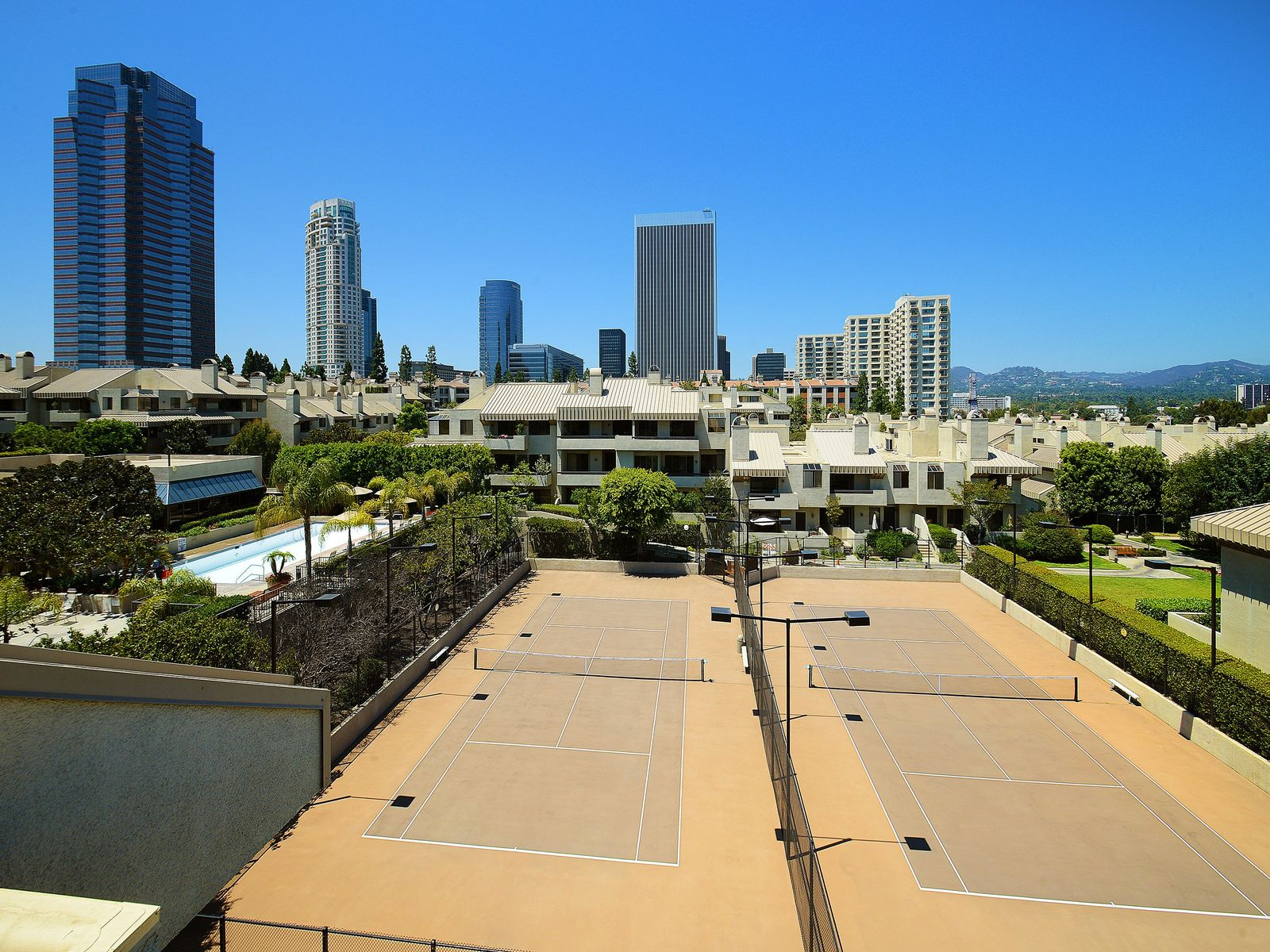 Century City Penthouse