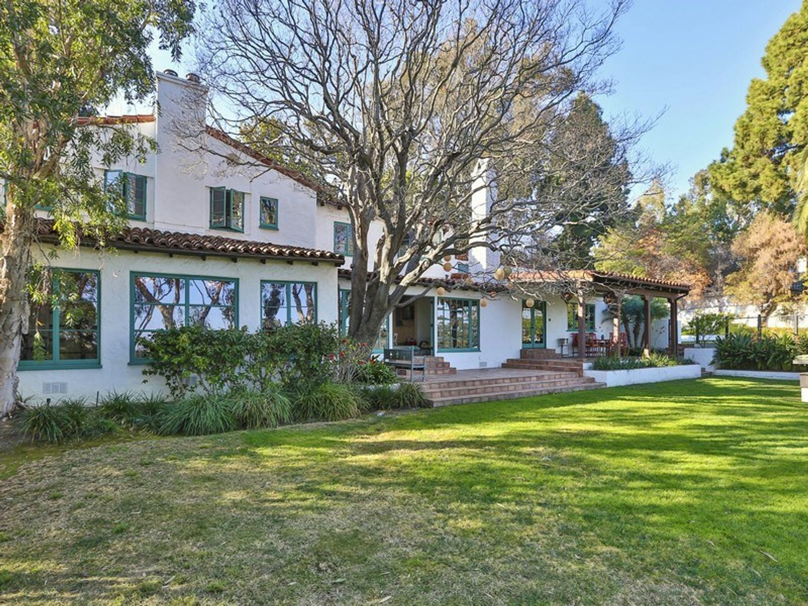 Romantic 1930s Spanish Home , Pacific Palisades CA Single Family Home - Los Angeles Real Estate