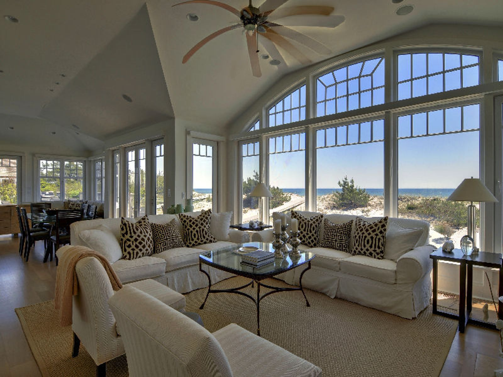 Oceanfront New Luxury Home