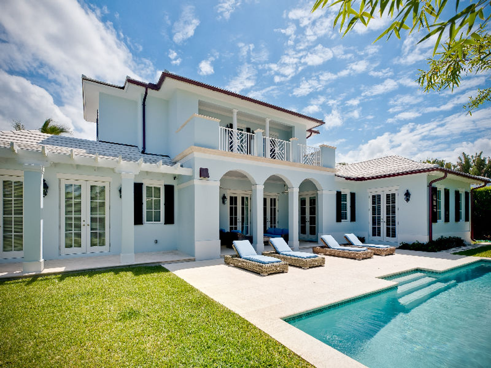 New West Indies Home, West Palm Beach FL Single Family Home - Palm Beach Real Estate