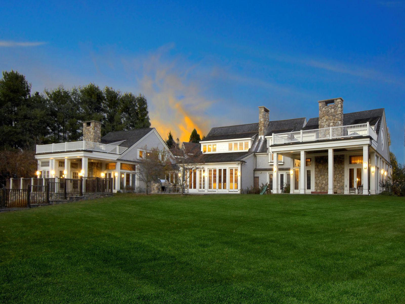 Sophisticated Country Retreat
