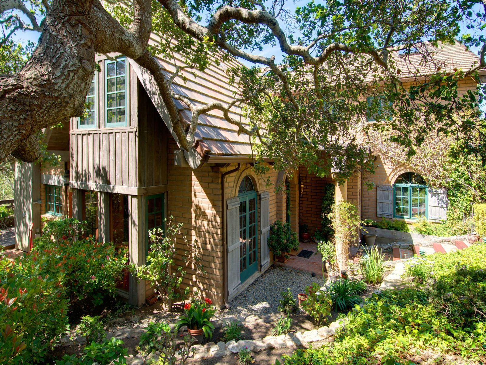 Carmel Highland's Hidden Estate, Carmel CA Single Family Home - Monterey Real Estate