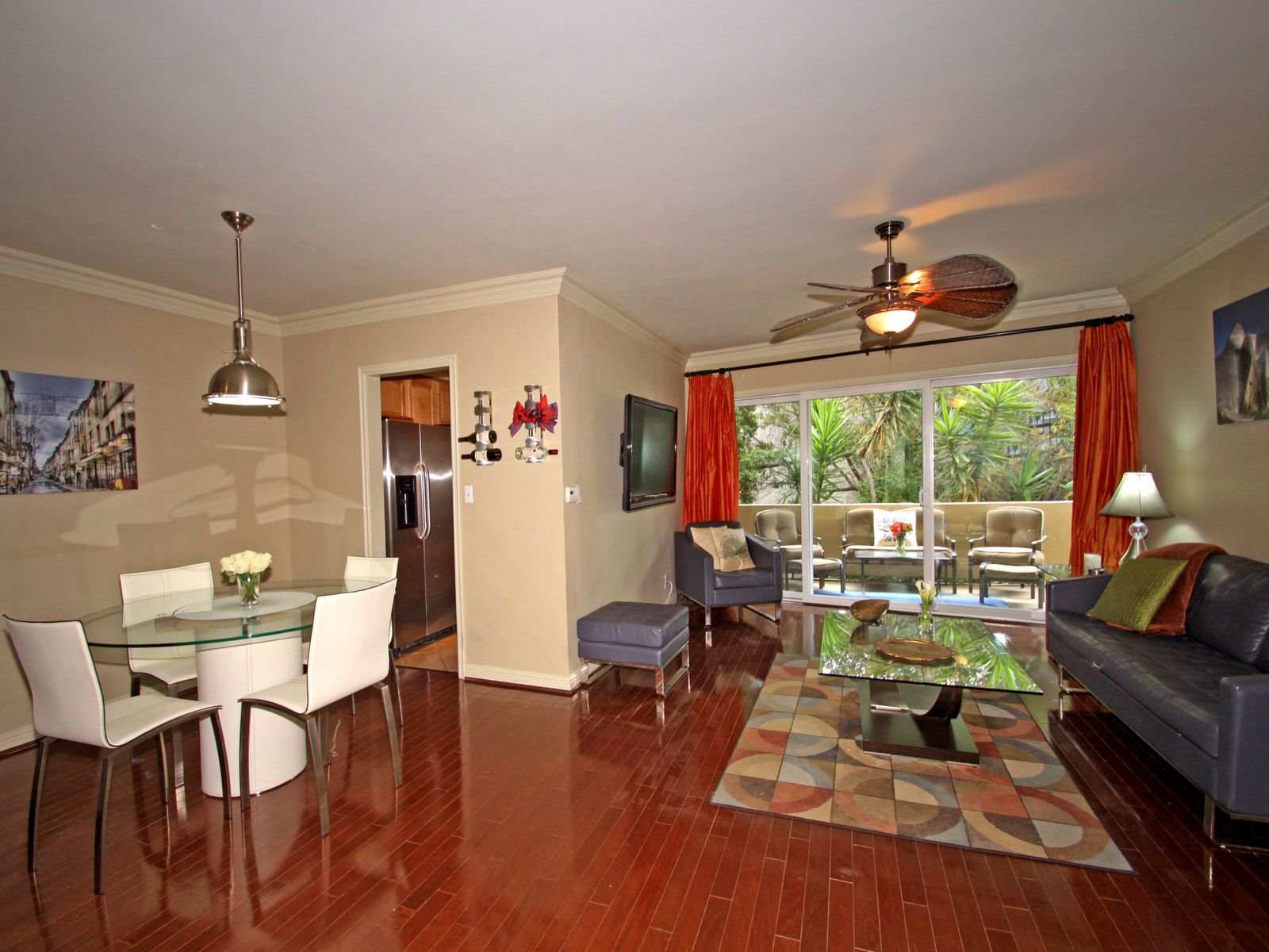 Just Listed Contemporary Condo