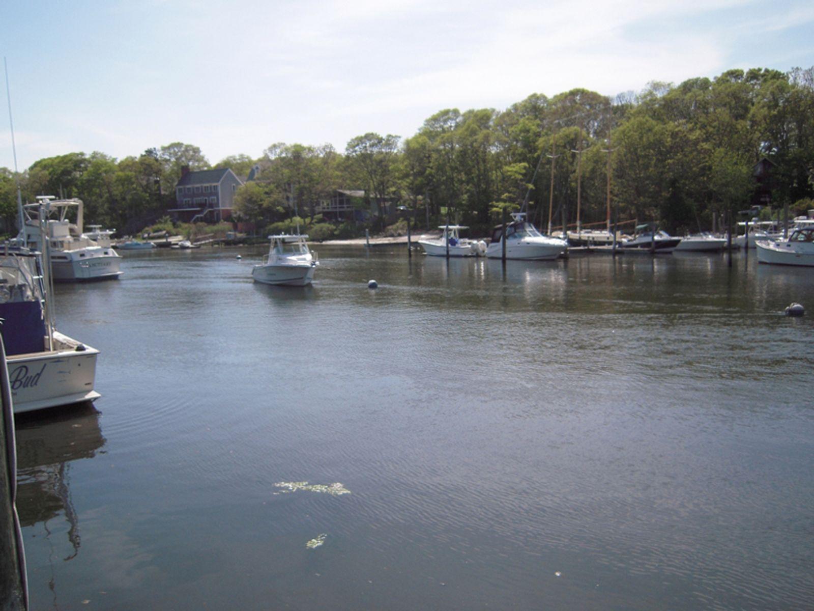 Water View Lot Near Marina