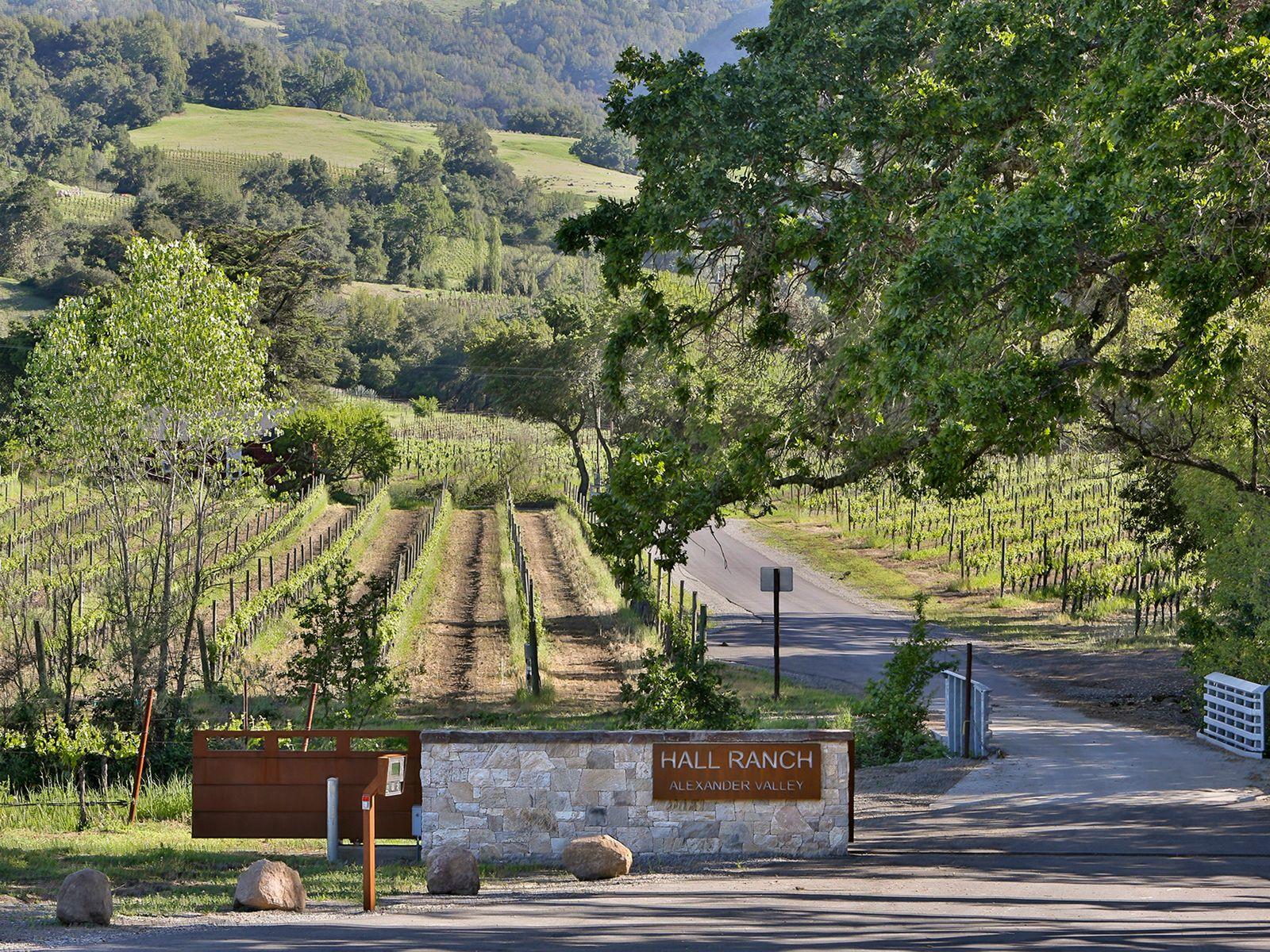 Hall Ranch, Alexander Valley