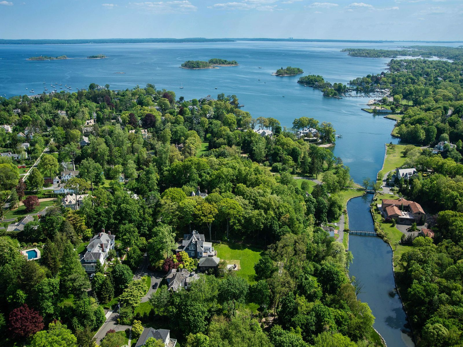 Belle Haven To Be Built
