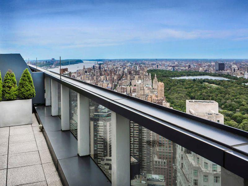 Condominium for Rent at Residences at the Mandarin Oriental, 80 Columbus Circle 76-B 80 Columbus Circle New York, New York 10023 United States