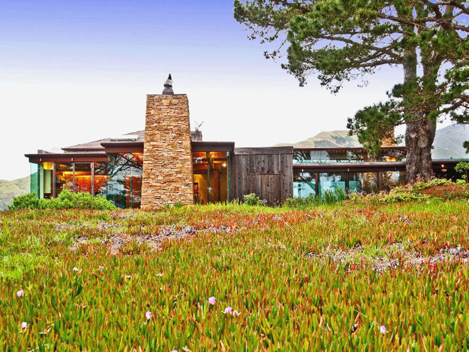 Stunning Architecture and Ocean View, Big Sur CA Single Family Home - Monterey Real Estate