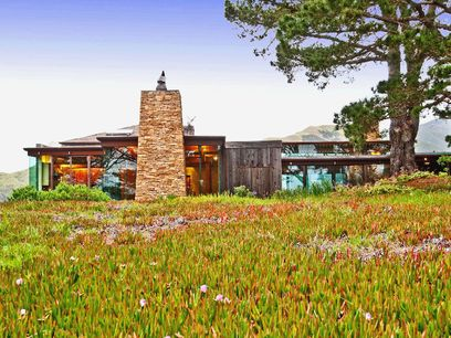 Architecturally Stunning Ocean View, Big Sur CA Single Family Home - Monterey Real Estate