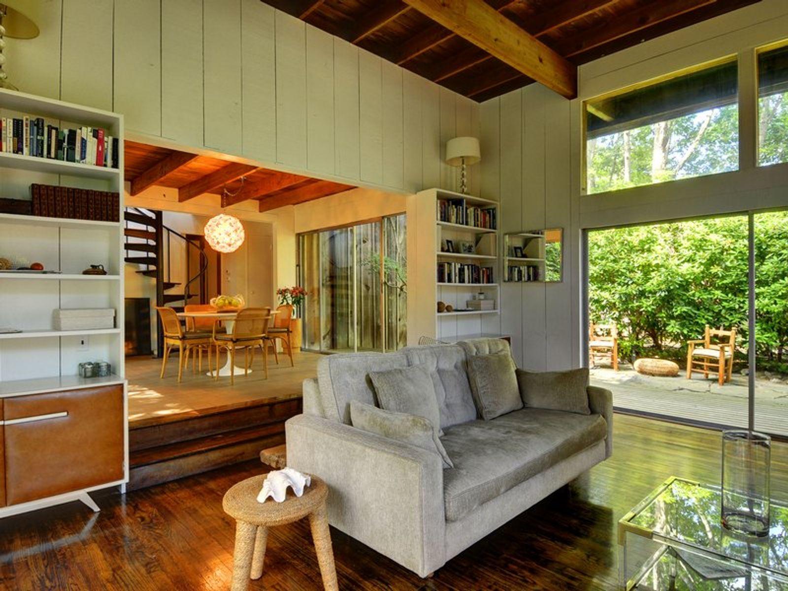 Poetic Mid Century Modern Home