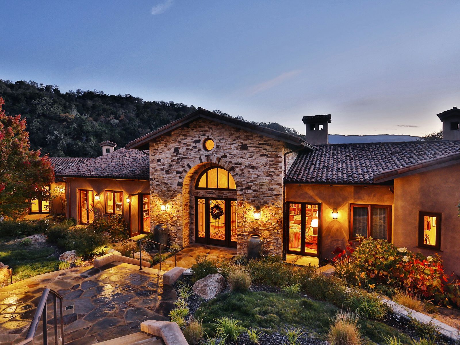 50-Acre Country Estate, Carmel Valley CA Single Family Home - Monterey Real Estate