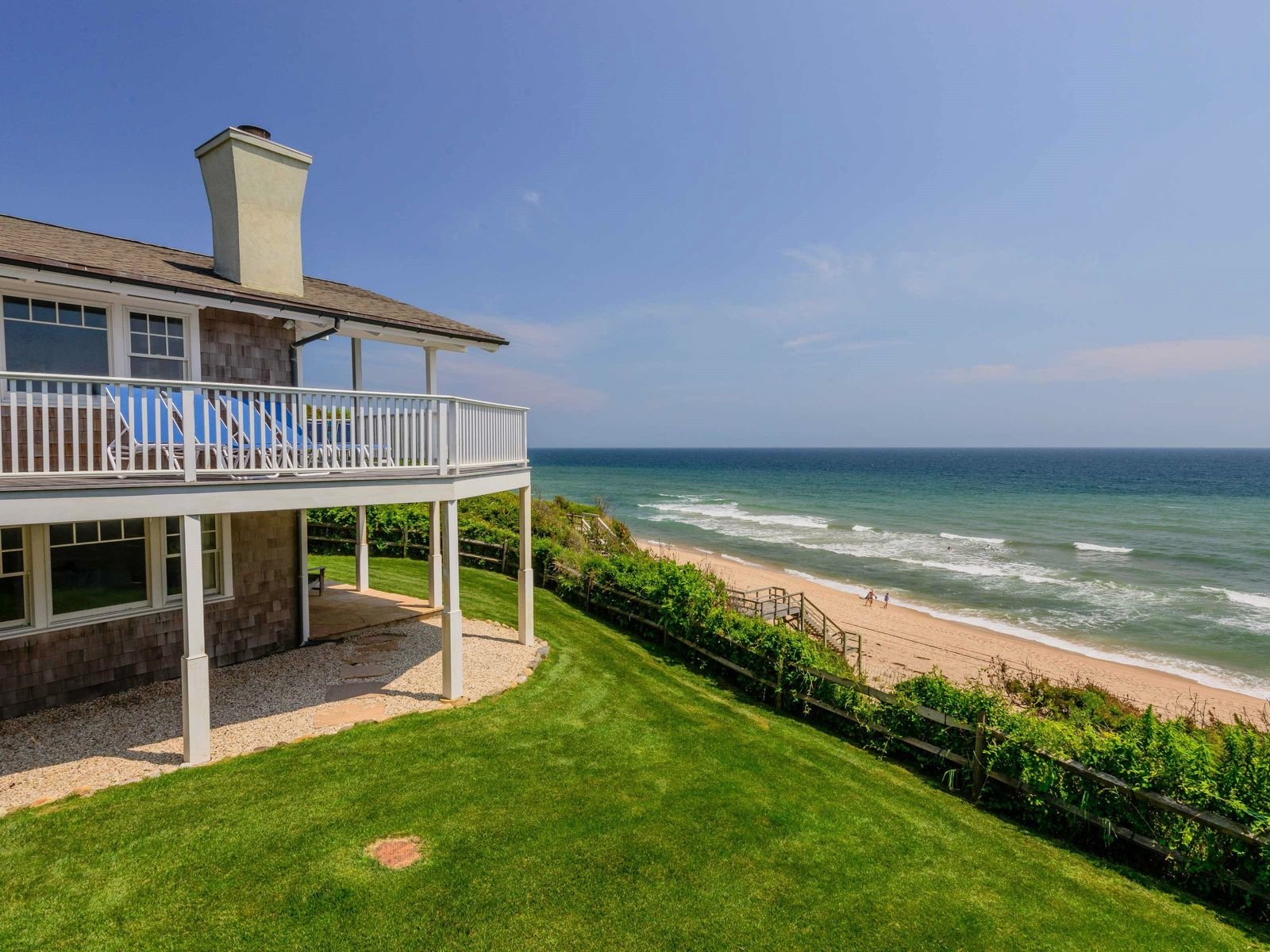 Spectacular Montauk Oceanfront, Montauk NY Single Family Home - Hamptons Real Estate