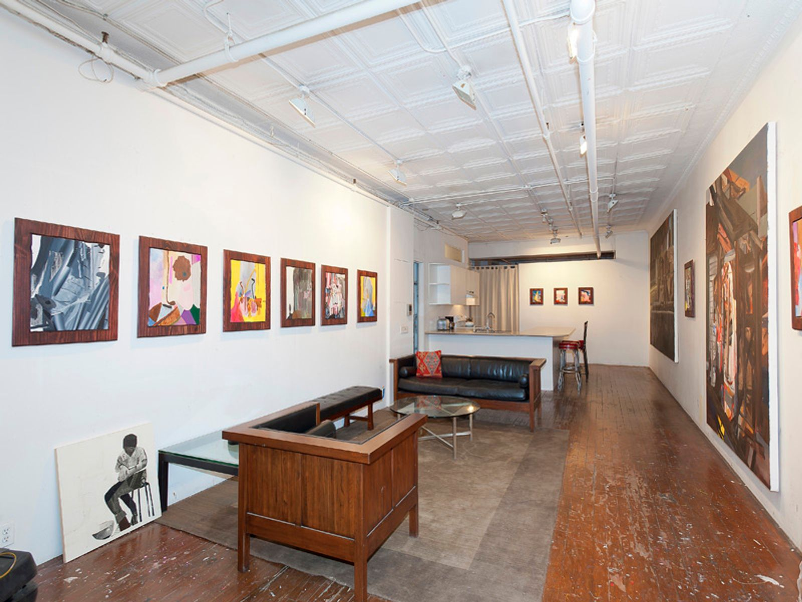 Authentic SoHo Artist's Loft