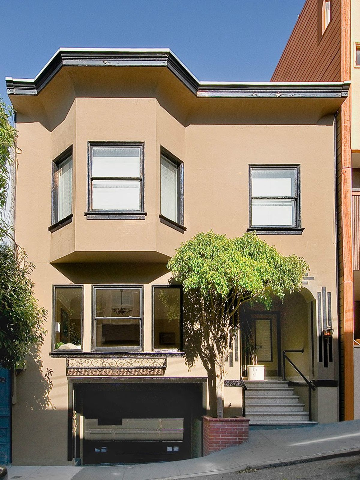 Russian Hill Gem, San Francisco CA Single Family Home - San Francisco Real Estate