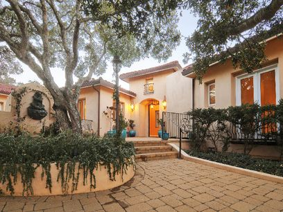 Mediterranean Masterpiece, Carmel Valley CA Single Family Home - Monterey Real Estate